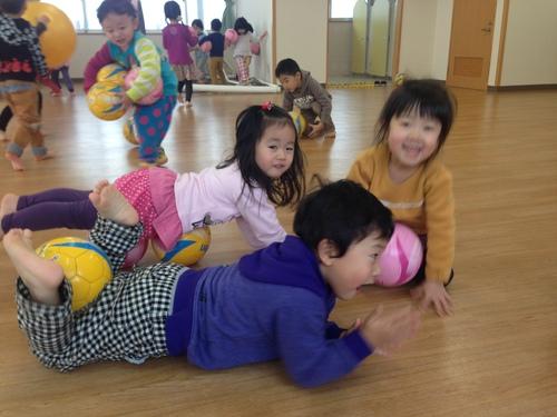 2014.1.7 ナーサリーふじ_e0272194_13531192.jpg