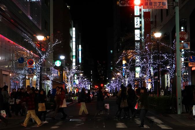 年末の有楽町~銀座~丸の内のライトアップ_a0263109_11454832.jpg