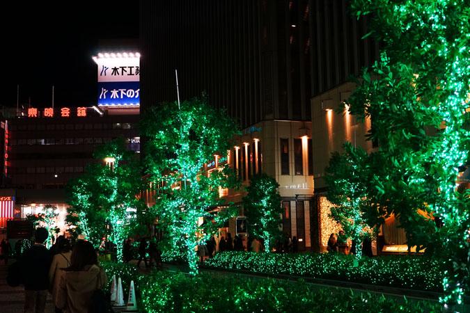 年末の有楽町~銀座~丸の内のライトアップ_a0263109_11465572.jpg