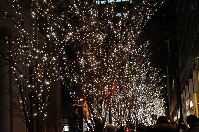 年末の有楽町~銀座~丸の内のライトアップ_a0263109_11471679.jpg