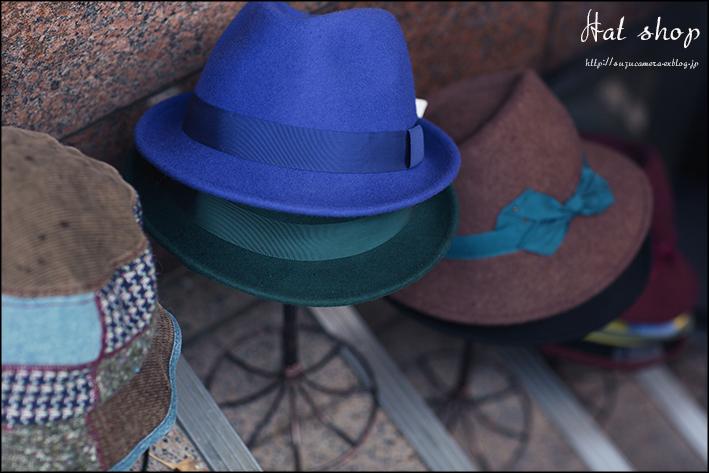 帽子好き_f0100215_19575175.jpg