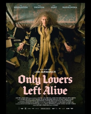 『 CUTIE AND  THE  BOXER 』&『 Only Lovers   Left  Alive 』_d0151827_21581231.jpg