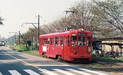 名鉄美濃町線 下有知にて_e0030537_21413687.jpg