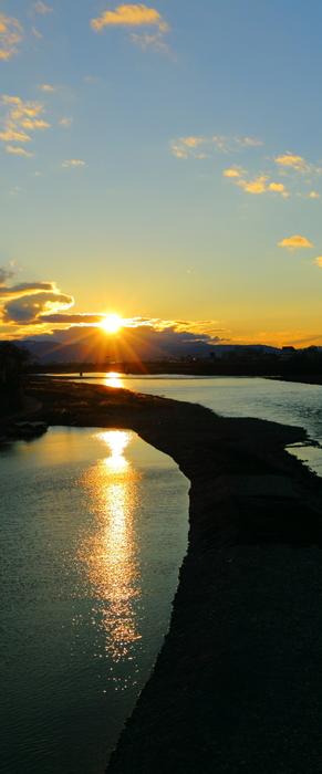長良川の夕日を見たい_e0241944_17302550.jpg