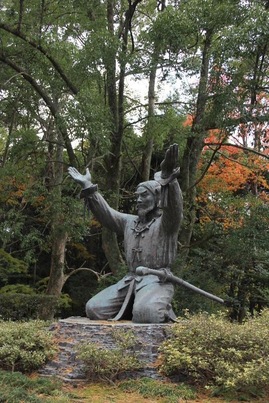 日本神話の旅 【出雲大社】_c0011649_4573638.jpg