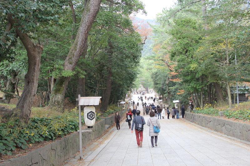 日本神話の旅 【出雲大社】_c0011649_51542.jpg