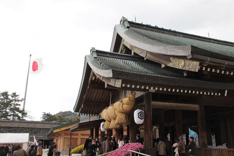 日本神話の旅 【出雲大社】_c0011649_5461998.jpg