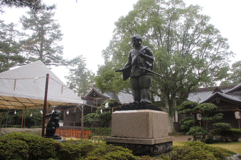 日本神話の旅 【出雲大社】_c0011649_7144524.jpg