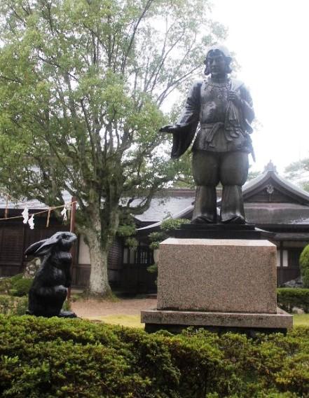 日本神話の旅 【出雲大社】_c0011649_7193667.jpg