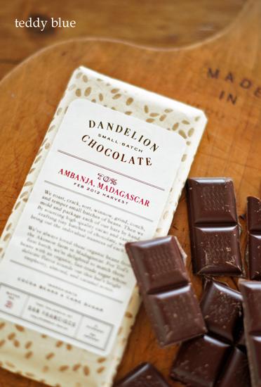Dandelion Chocolate  ダンデライオン チョコレート_e0253364_1425125.jpg