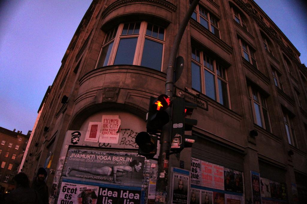 Kreuzbergにて。「Die Drei Fragezeichen」_c0180686_19400158.jpg