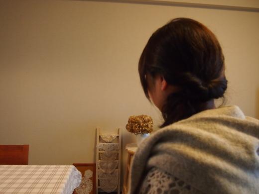 【ナチュラルなまとめ髪】_e0253188_09194924.jpg