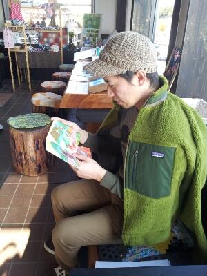 Artist morito(CDアルバムを作る、3)_b0244593_11325659.jpg