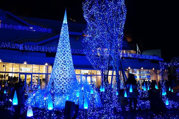 テラスモール湘南のクリスマスイルミネーション2013_b0145398_19592033.jpg