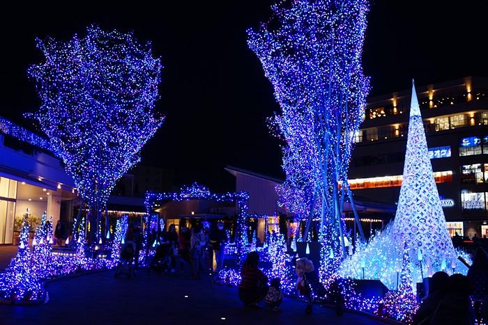 テラスモール湘南のクリスマスイルミネーション2013_b0145398_195921.jpg