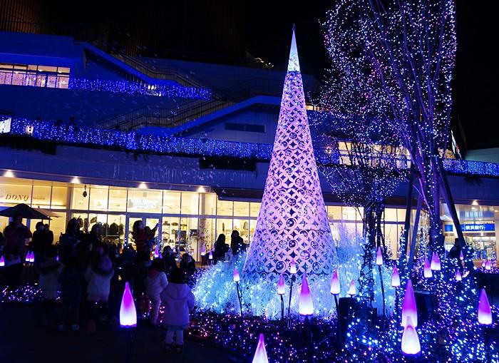 テラスモール湘南のクリスマスイルミネーション2013_b0145398_2002760.jpg