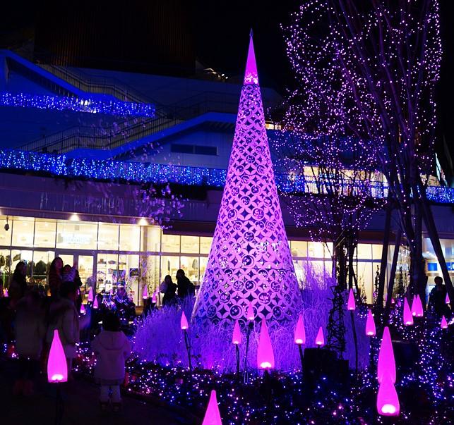 テラスモール湘南のクリスマスイルミネーション2013_b0145398_2009100.jpg