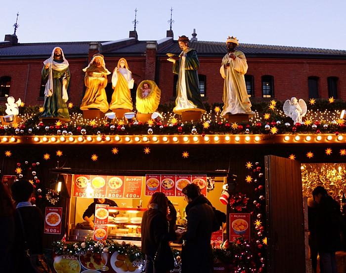 赤レンガ倉庫 横浜みなとみらい クリスマスイルミネーション撮影ツアー_b0145398_20373385.jpg