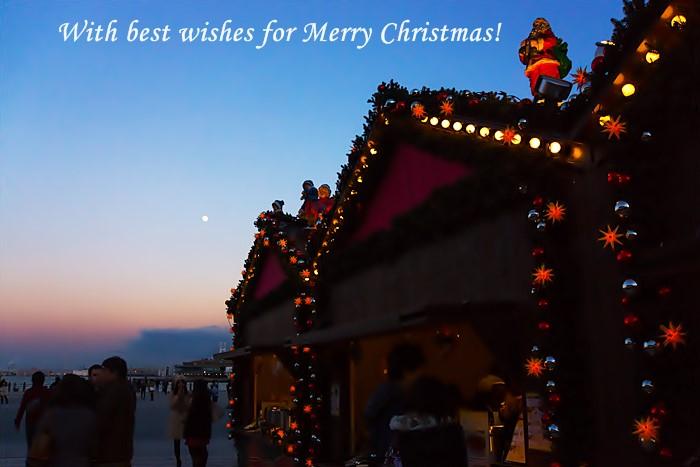 赤レンガ倉庫 横浜みなとみらい クリスマスイルミネーション撮影ツアー_b0145398_20374784.jpg