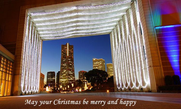 赤レンガ倉庫 横浜みなとみらい クリスマスイルミネーション撮影ツアー_b0145398_20444726.jpg