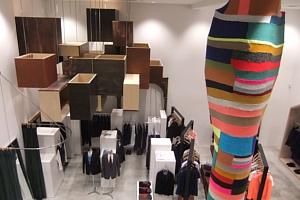 まさにギャルソンらしい超アート空間なドーバー・ストリート・マーケット Dover Street Market New York_b0007805_14102558.jpg