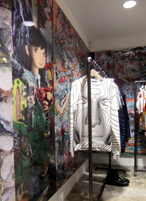 まさにギャルソンらしい超アート空間なドーバー・ストリート・マーケット Dover Street Market New York_b0007805_14132524.jpg