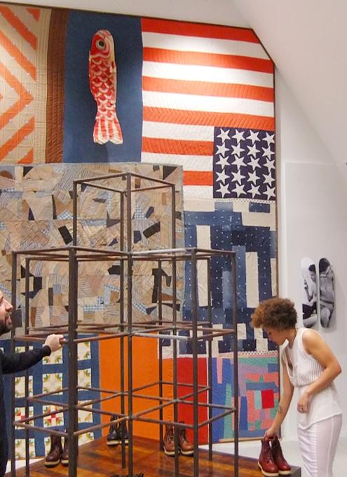 まさにギャルソンらしい超アート空間なドーバー・ストリート・マーケット Dover Street Market New York_b0007805_23481753.jpg