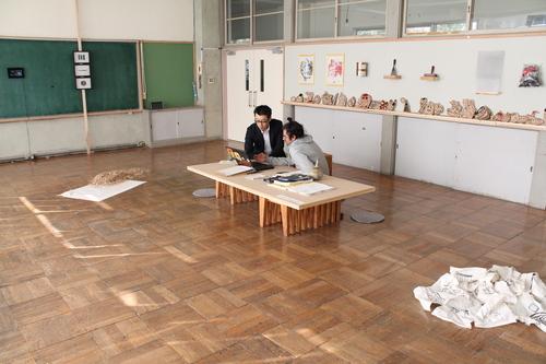 スタジオヴィジット ー近藤健一さんー Studio Visit -Kenichi Kondo-_a0216706_17102438.jpg