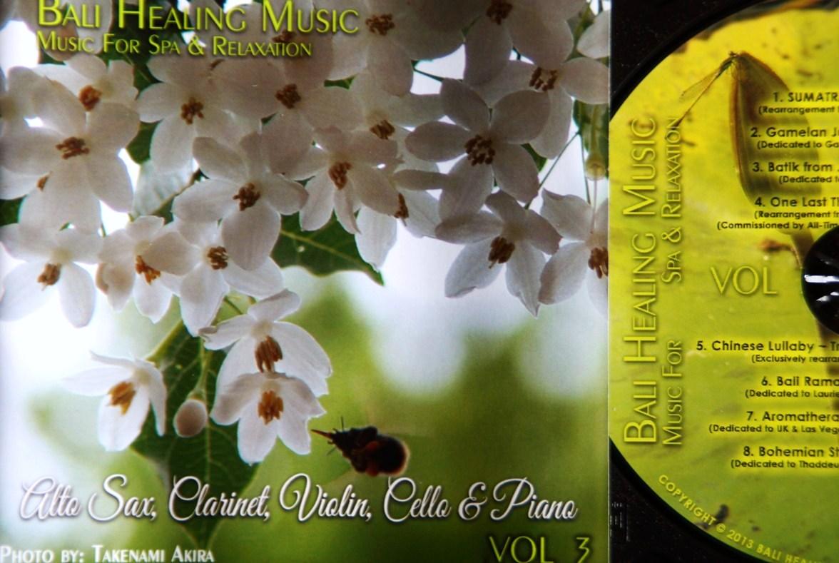 """写真+句集『花の揺り籠』収録写真がDewi Puspitaさんの新CD""""BALI HEALING MUSIC VOL3 MUSIC FOR SPA & RELAXATION""""のジャケットに_f0006713_23253169.jpg"""