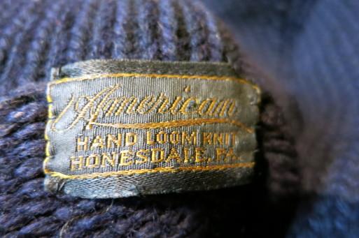 1月11日(土)入荷商品!30'S ショールカラー セーター _c0144020_17085636.jpg