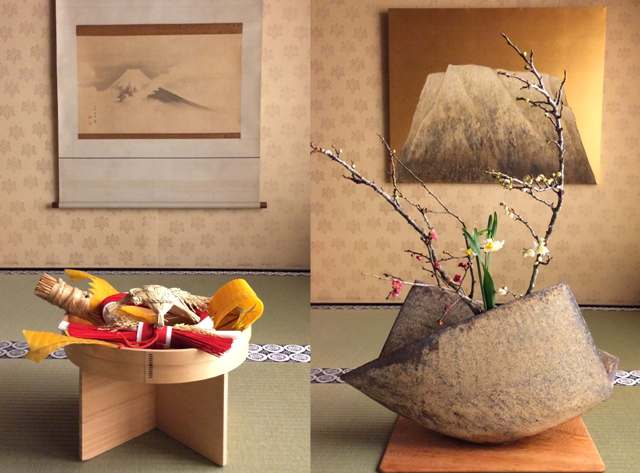 柿傳の「新年茶会」_a0138976_21344049.jpg