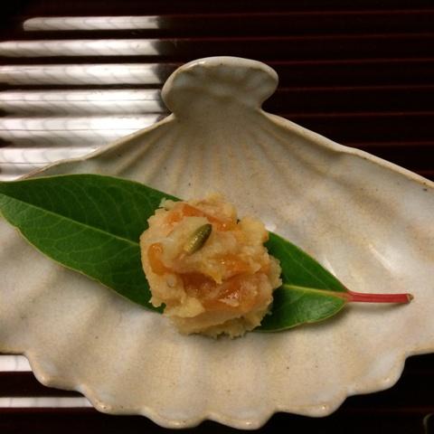 柿傳の「新年茶会」_a0138976_21363641.jpg
