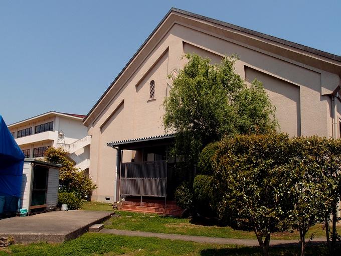 旧日高町公会堂_f0116479_1329211.jpg