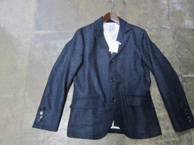 RING JACKET ・・・ Valstar 型 WOOL JACKET!★!_d0152280_15301966.jpg