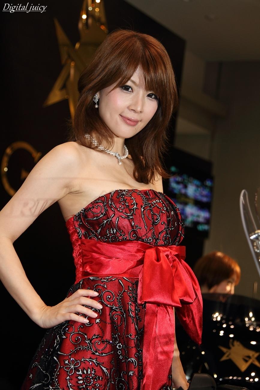 三咲舞花 さん(GORDON ブース) ・・・・ パート2_c0216181_1165488.jpg