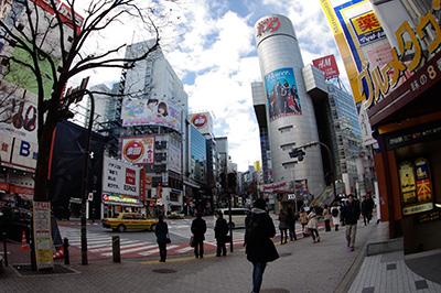1月10日(金)の渋谷109前交差点_b0056983_11265526.jpg