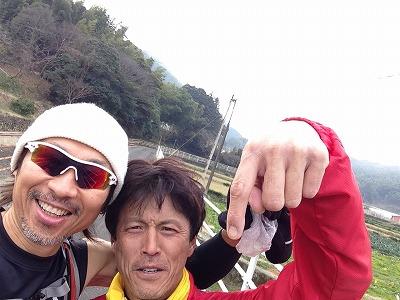 我ながらよく走った正月休み_f0220089_12173955.jpg