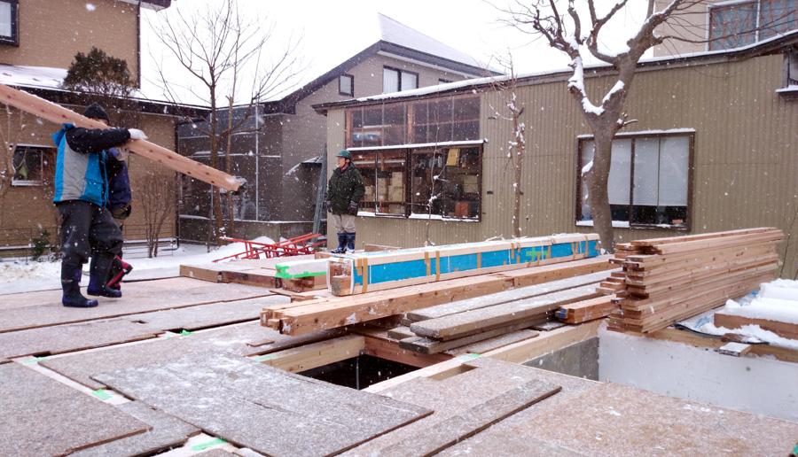 O様邸「外旭川の家」_f0150893_161886.jpg