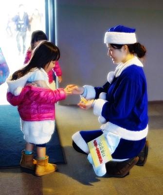 メリークリスマス in 新江ノ島水族館 2013_b0145398_21365163.jpg