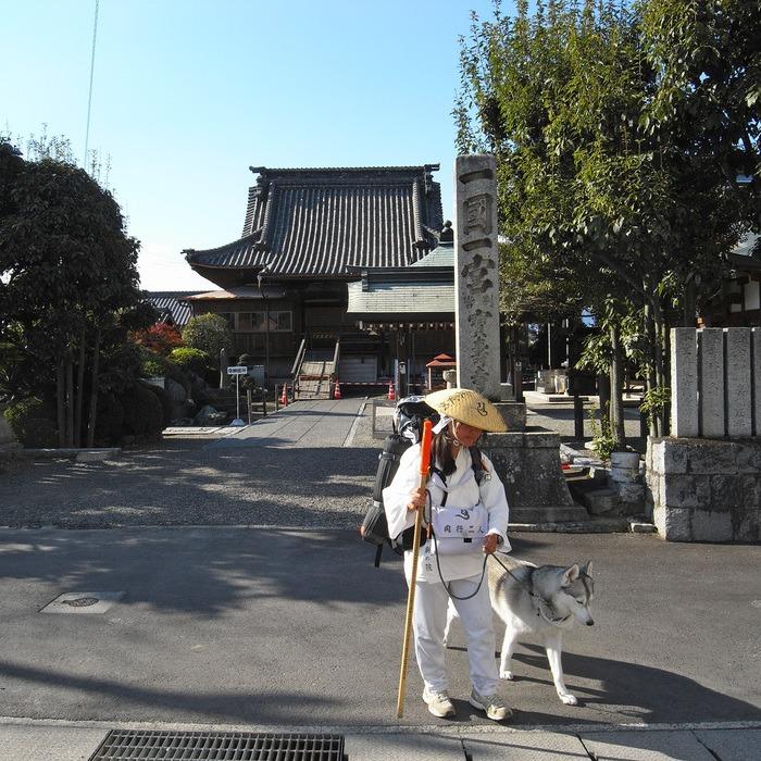 Memory of the second pilgrimage with husky HANA II_c0049299_18445056.jpg
