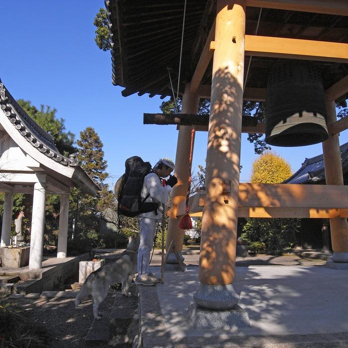 Memory of the second pilgrimage with husky HANA II_c0049299_18454883.jpg