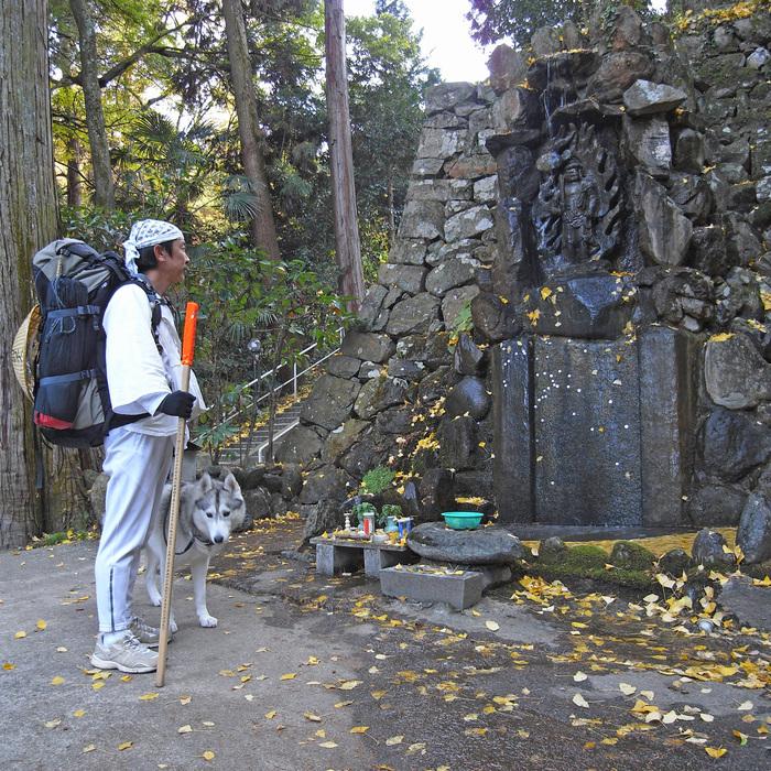 Memory of the second pilgrimage with husky HANA II_c0049299_18522980.jpg