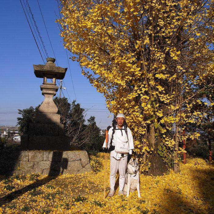 Memory of the second pilgrimage with husky HANA II_c0049299_18541832.jpg
