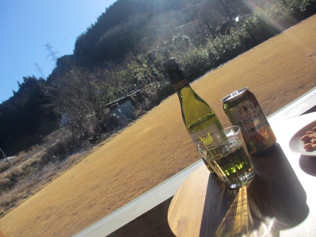 山と霜柱と仕事とワイン_c0212604_17344957.jpg