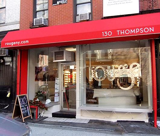 ニューヨーク初のメイク専門サロン、Rouge New York_b0007805_5121451.jpg