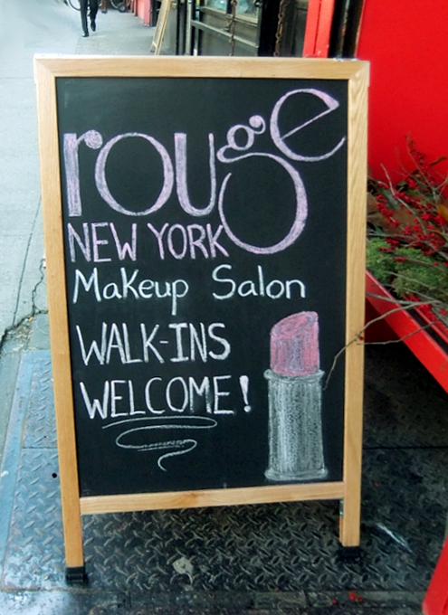 ニューヨーク初のメイク専門サロン、Rouge New York_b0007805_5212354.jpg