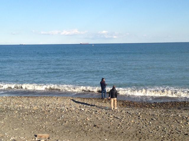 Oarai trip〜大洗の海へ_a0216706_11443513.jpg