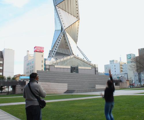 12/17 水戸芸術館 とフェアウェルパーティー。 ART TOWER MITO & Farewell Party_a0216706_19191728.jpg
