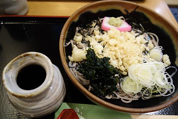 お蕎麦~_e0230011_20491981.jpg