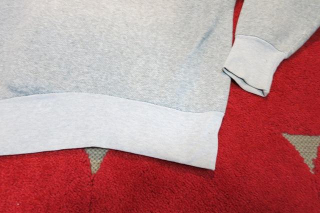 1月12日(日)入荷商品!50'Sツートンスエットシャツ!_c0144020_23361030.jpg